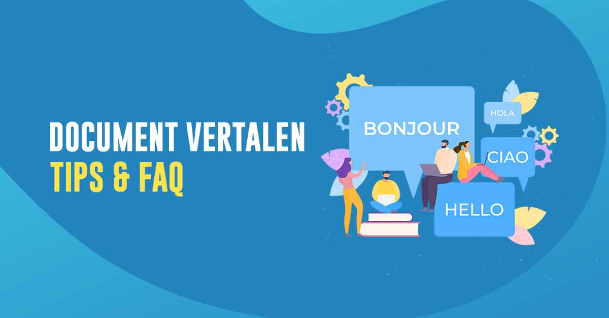 document vertalen